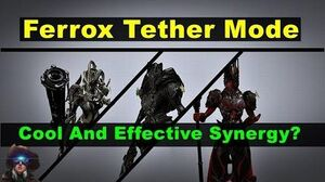 Ferrox BUFFED! Is The Tether Good Now? (3 Synergies)