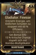Gladiator: Finesse