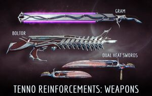 New weapons 6-2
