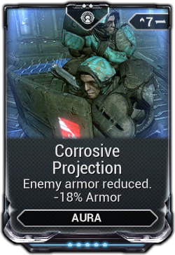 Corrosive Projection Warframe Wiki Fandom Powered By Wikia