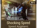 Warframe Augment Mods