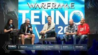 Warframe Tenno Live - Gamescom 2014
