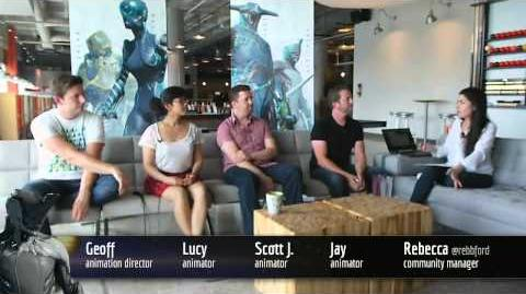 Livestream 9 Animation Team Q&A and Update 9 Talk