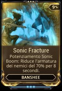 SonicFracture
