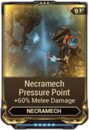 Necramech Pressure Point