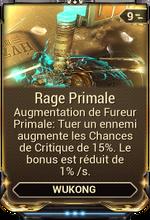 Rage Primale