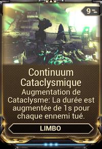 Continuum Cataclysmique