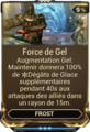 Force de Gel