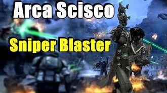 Warframe Arca Scisco Smart Pistol Review (2 Forma)-0