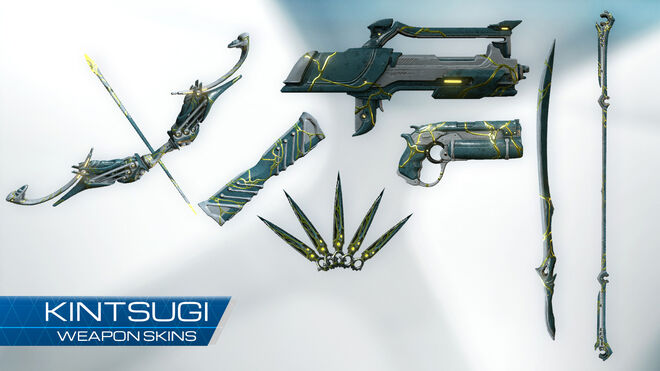 Kintsugi Tenno Reinforcements