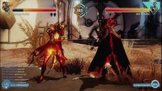 Warframe Frame Fight All Abilities-0