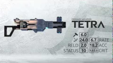 Подкрепление Тэнно - Тетра