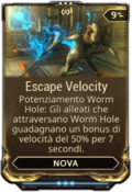 EscapeVelocity