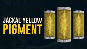 Jackal Yellow Pigment Farm Dojo Colors (Warframe)