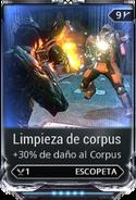 Limpieza de corpus