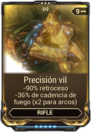 Precisión vil