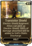 Transistor Shield