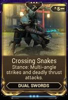 CrossingSnakesMod