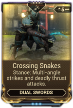CrossingSnakesMod