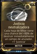 Justicia neutralizadora