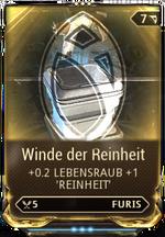 Mod Augment WindeDerReinheit