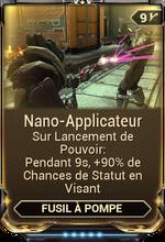 Nano-Applicateur