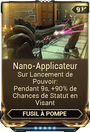Nano-Applicateur