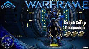 Warframe Sobek Setup 3x Forma Acid Shells & Scattering Justice (U18.10