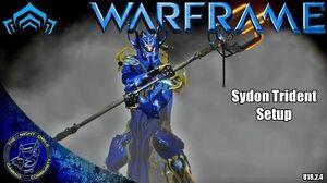 Warframe Sydon Setup (U18.2