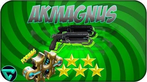 -LAP 1- PERFECT BUILDS - Akmagnus - Crítico + Estado + DPS - 5 formas - Warframe Español