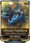 EfficientTransferral