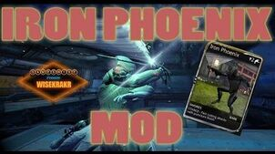 IRON PHOENIX MOD Swords Melee 2