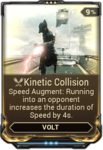 Kinetic Collision