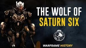 The Tank of Saturn Six - Warframe History (Warframe)