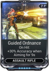 Guided Ordnance