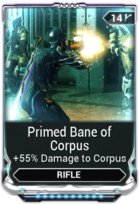 Primed Bane of Corpus