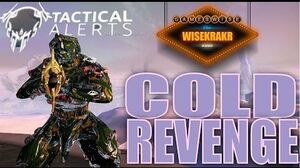Tactical Alerts - COLD REVENGE Update 15
