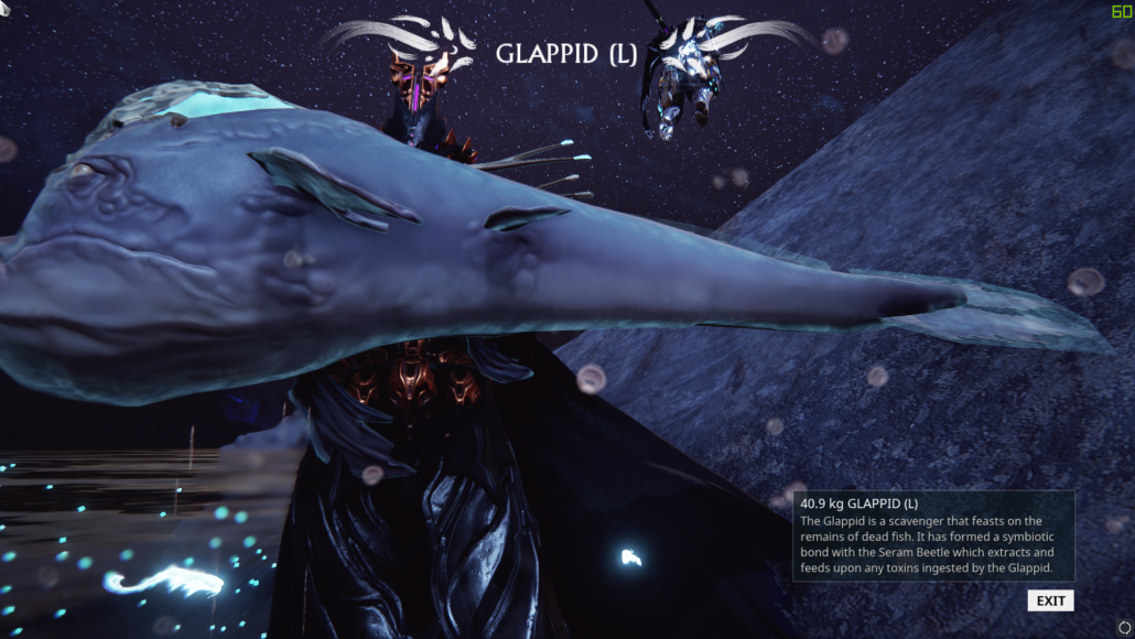 Image glappid l png warframe wiki fandom powered for How to fish in warframe