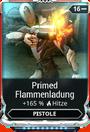 Mod Pistole PrimedFlammenladung