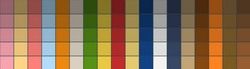 Rollers palette