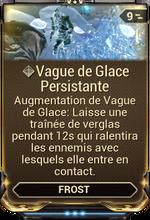 Vague de Glace Persistante