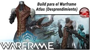 Warframe build para Atlas