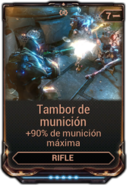 Tambor de munición