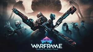 WARFRAME - Profit Taker Take-Down
