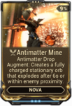 Antimatter Mine