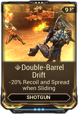 Double Barrel Drift Warframe Wiki Fandom Powered By Wikia