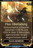 Mod Augment FluxÜberladung