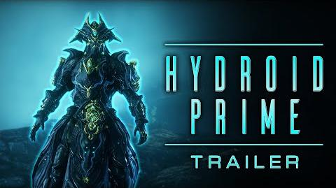 TennoCon 2020 - Warframe Hydroid Prime