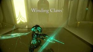 Swirling Tiger Combos (Warframe)