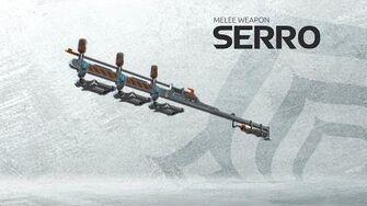 Tenno Reinforcements - Serro